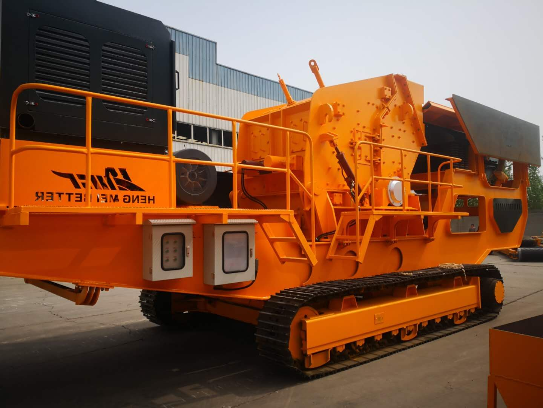 北京移動式破碎機建築垃圾破碎機設備在線報價799587072