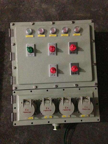 防爆检修电源插座箱   阶梯式电源插座箱833578955