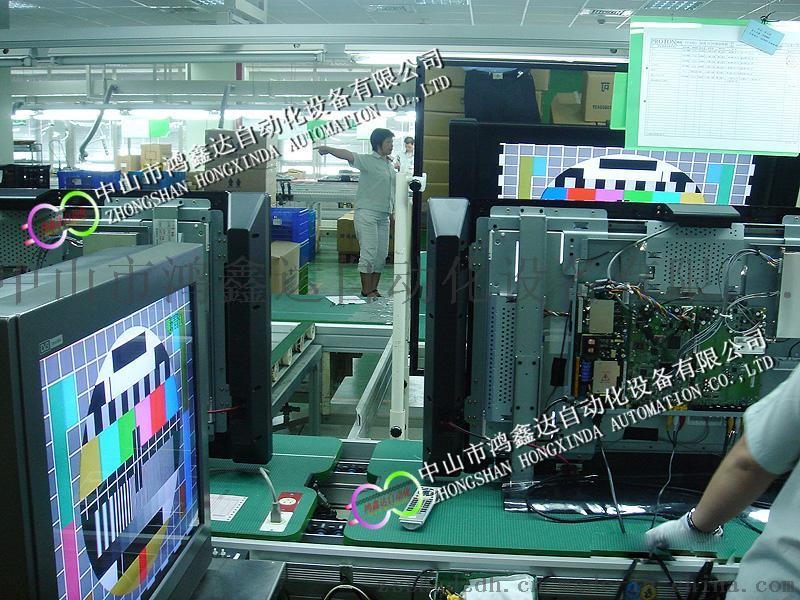 显示屏生产线,液晶面板自动装配线,LCD检测流水线56736725