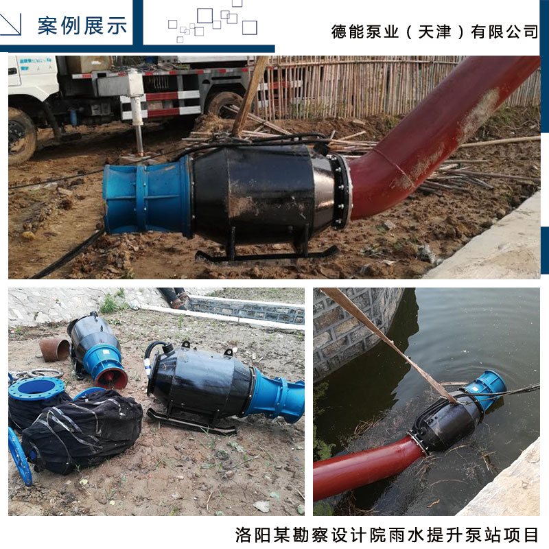洛阳某勘察设计院雨水提升泵站项目.jpg