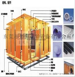 恒温恒湿房结构图243249