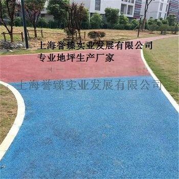 可持续发展城市-----誉臻彩色透水性混凝土地坪62584875