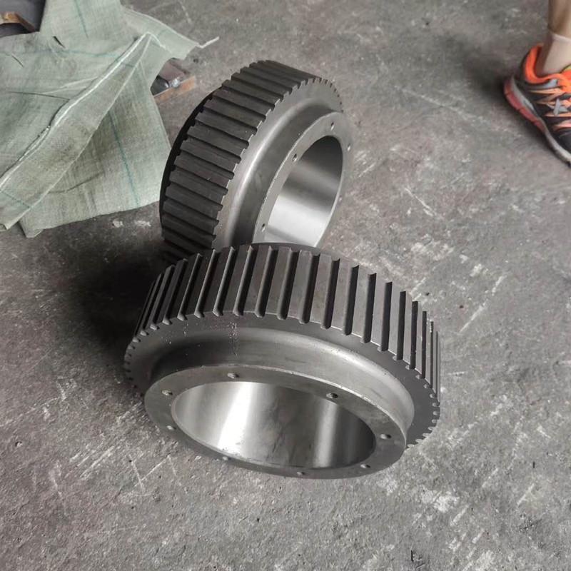 颗粒机压辊环模使用注意事项 颗粒机用加厚耐磨压轮857216112
