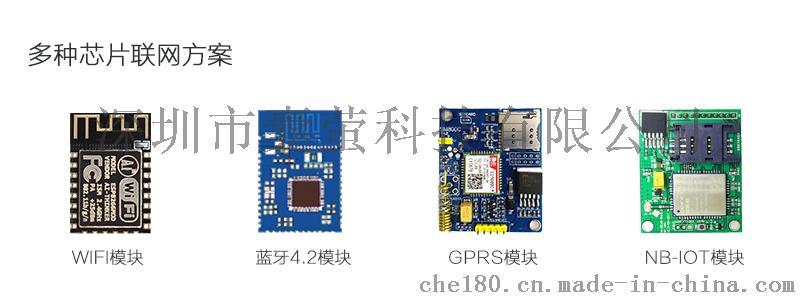 多種晶片聯網方案