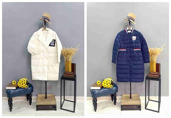 帛兰雅羽绒服女装折扣品牌服装一手货源81864085