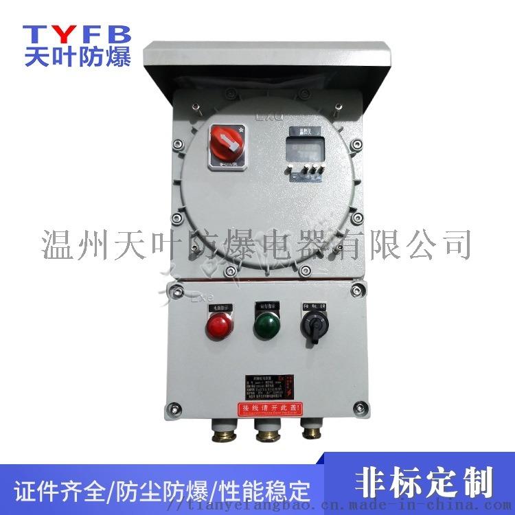 防爆IIC级温控箱电伴热配电箱 温度控制箱838354112