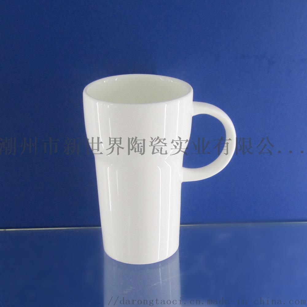 供应潮州镁质大容量小容量陶瓷马克杯820217455