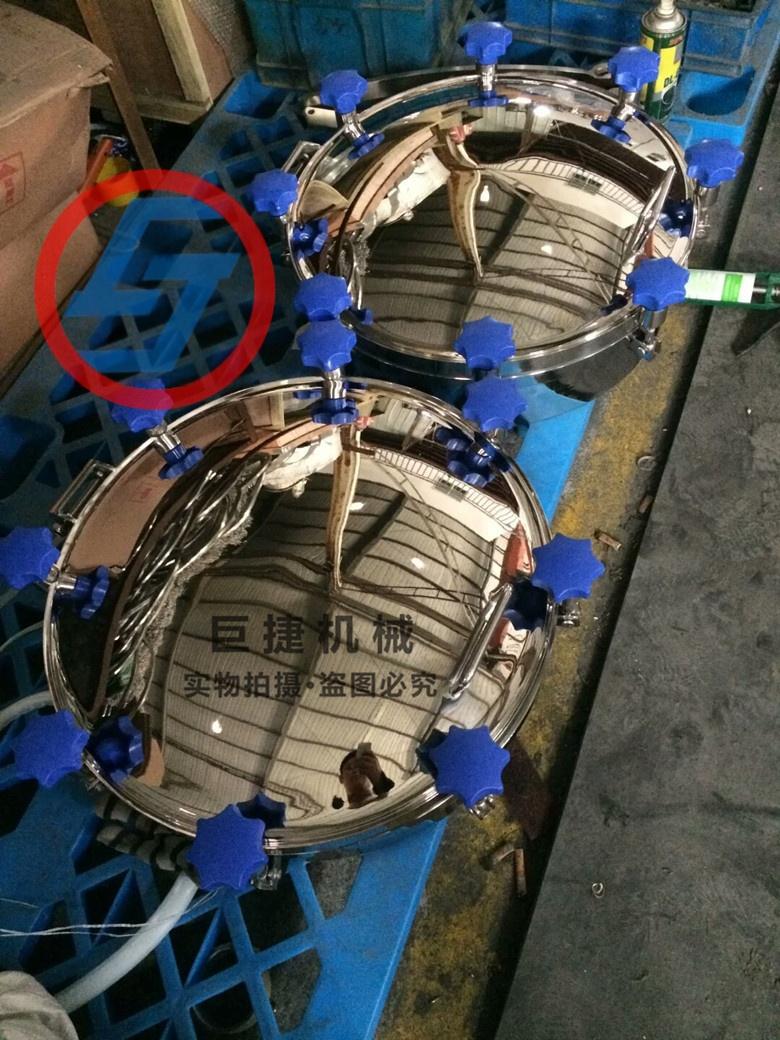 卫生级压力人孔 耐压人孔 304压力人孔YAA人孔35436155