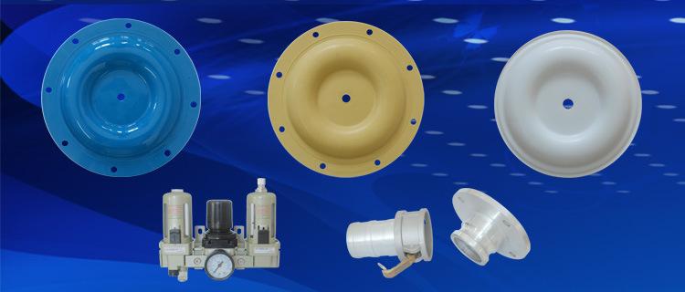 東泉牌QBY3-50工程塑料氣動隔膜泵廠家直銷60740685