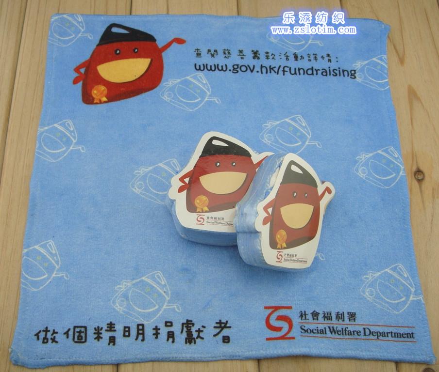 厂家订制纯棉压缩毛巾 超细纤维数码印魔术压缩毛巾19219395