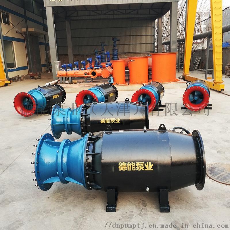 QZB雪橇式潛水軸流泵841647542