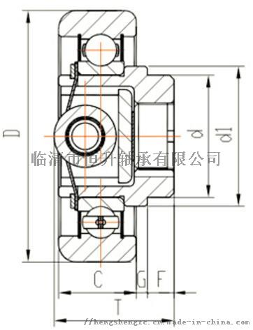 NL070 2型叉车轴承结构图.jpg