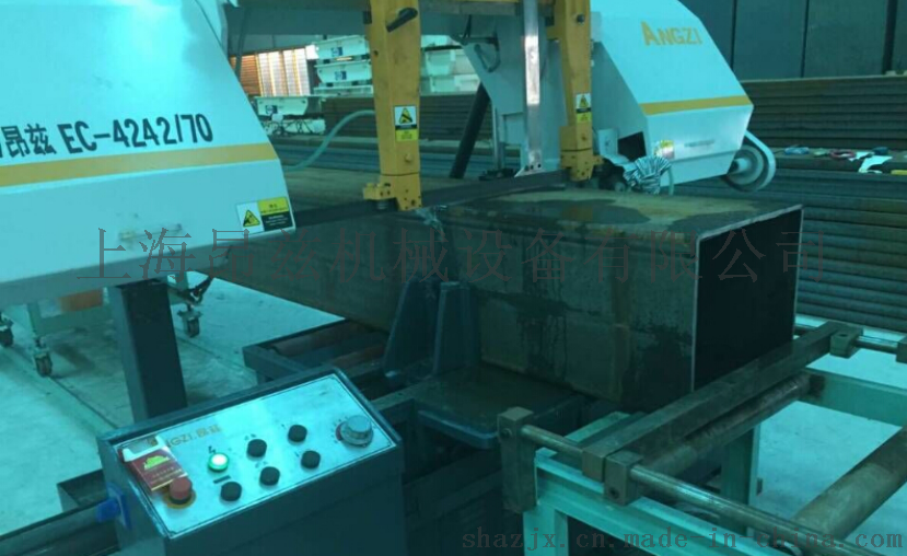 EC4250-85雙柱半自動鋸牀740389042