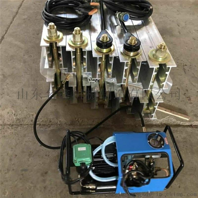 枣庄皮带 化机 电厂电热式 化机 铝合金皮带 化机826925052