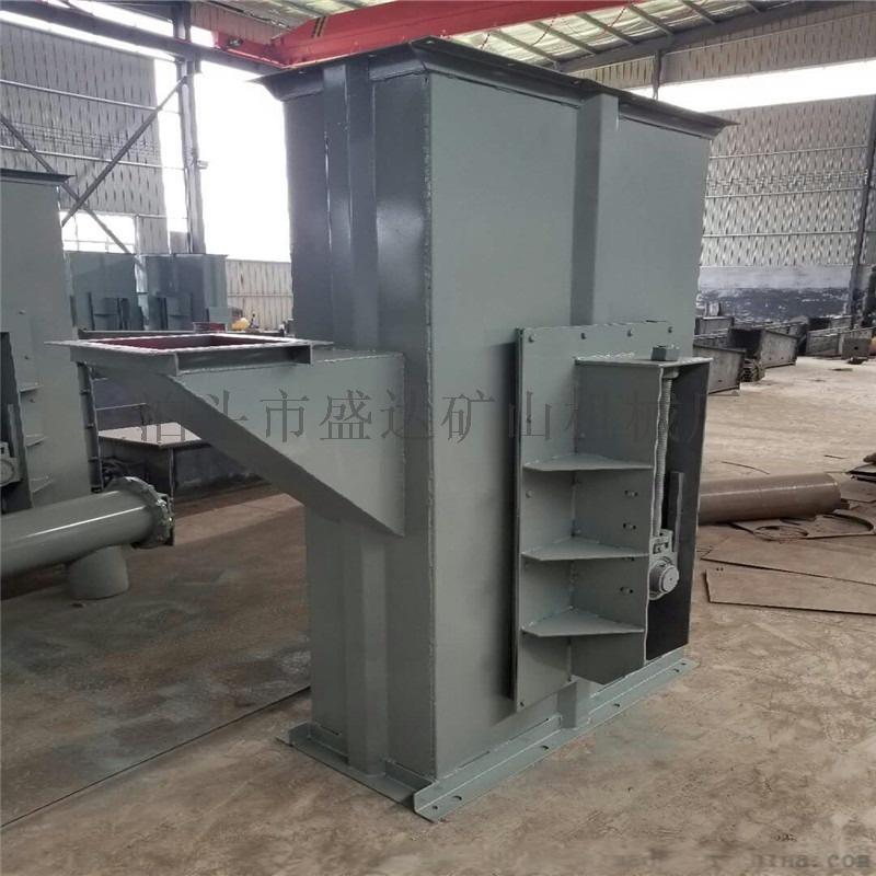 矿用提升设备斗式提升机 沙子水泥垂直自动提升上料机828688292
