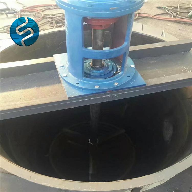 除磷PAC混药池搅拌器