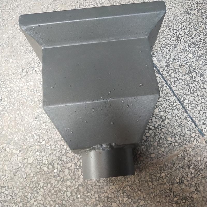 南京别墅房檐铝合金雨水槽方形落水管777657012