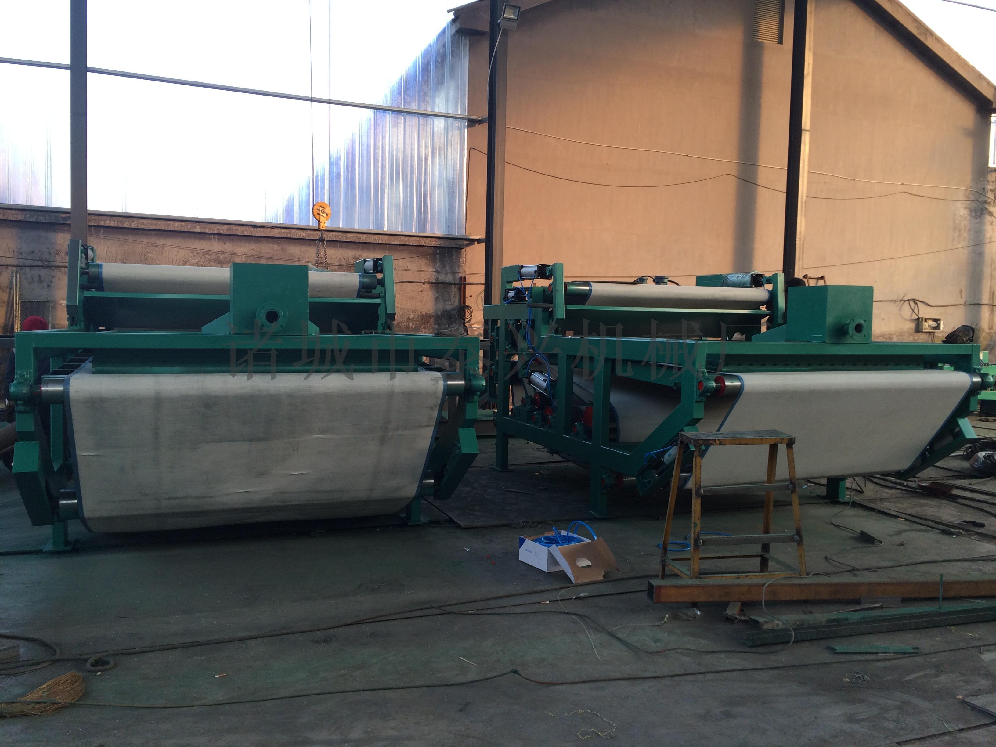 供应100方洗沙污泥脱水机 浓缩带式污泥脱水机59446612