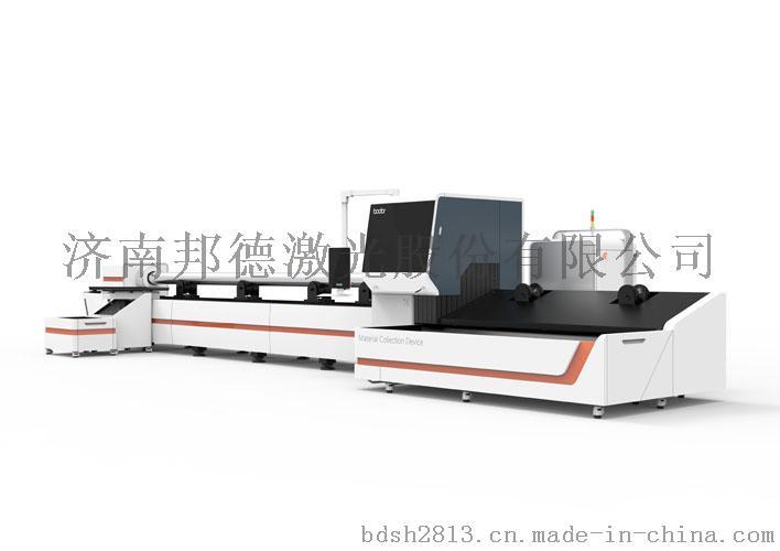 供应T-A管材全自动上料激光切割机 激光切管机报价731581052