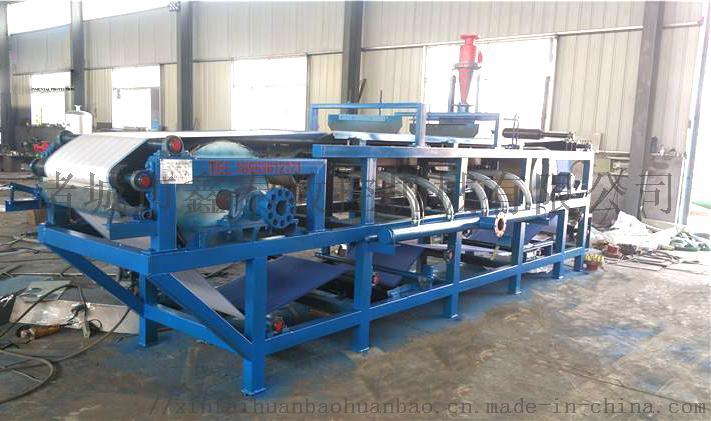 诸城鑫泰环保-真空带式过滤机设备维护的基本部分122485122