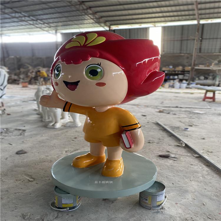 形象卡通雕塑 韶关卡通熊猫雕塑方法步骤938399855