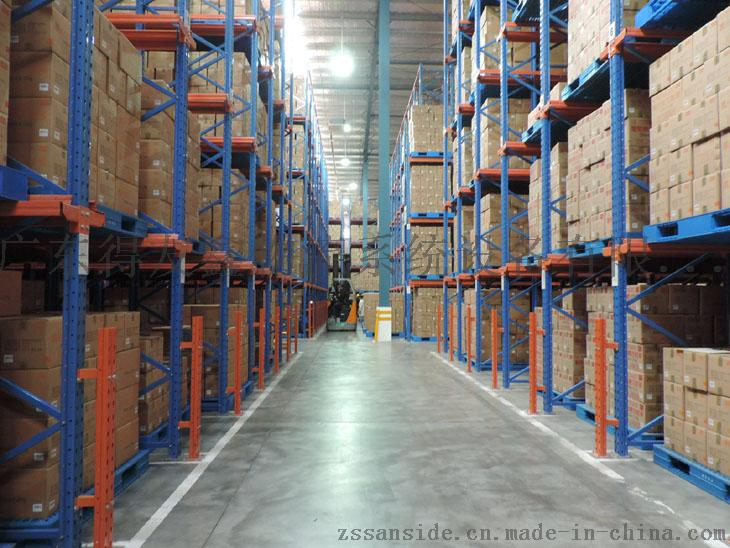 嘉兴阁楼式货架 重型货架阁楼 通廊货架765639955
