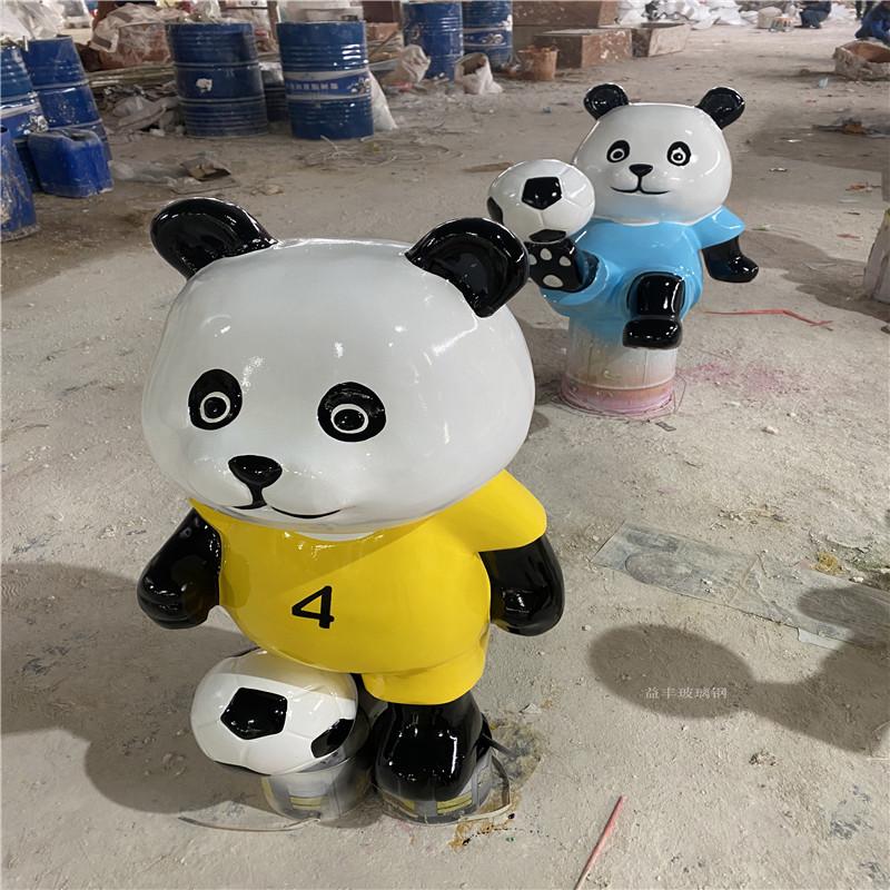 珠海早教中心卡通公仔雕塑 玻璃钢卡通雕塑幼儿园摆件154674525