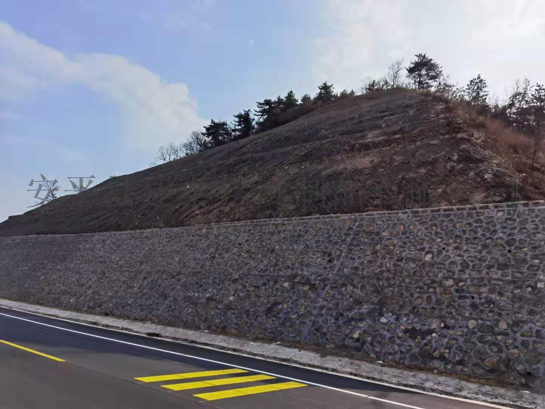 四川边坡防护网公司 sns柔性防护网153421015