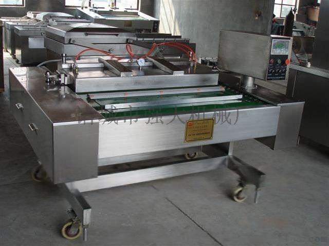 强大机械熟食1000真空包装机45221012