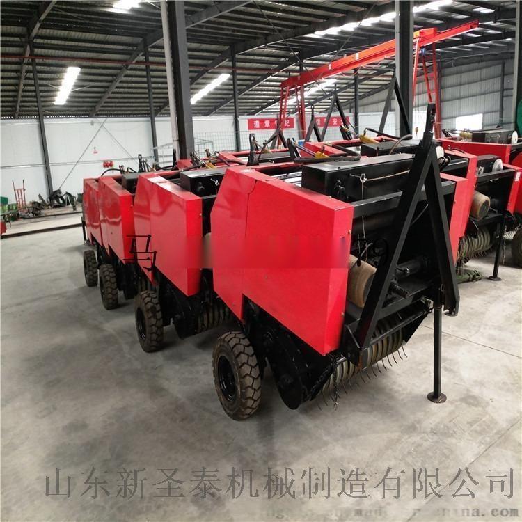 大型小麦秸秆打捆机   秸秆打捆机械810033275