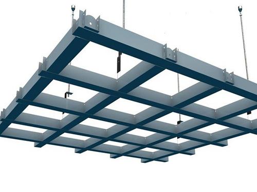 佛山铝材厂家直销铝管材栅格 兴发铝业808346625