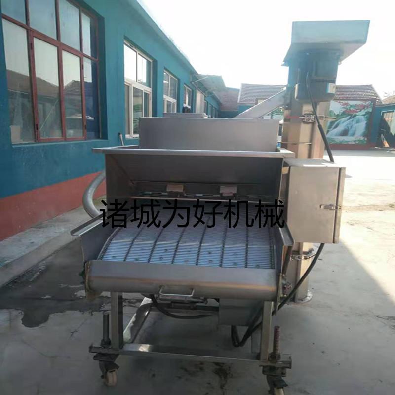 转盘式土豆条裹粉粘粉机器均可定做112608782