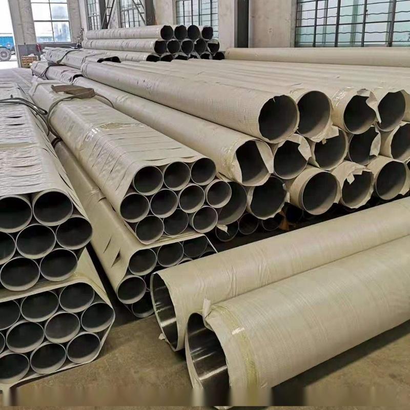 戴南不鏽鋼無縫管廠家 大口徑不鏽鋼工業管生產工廠886890105