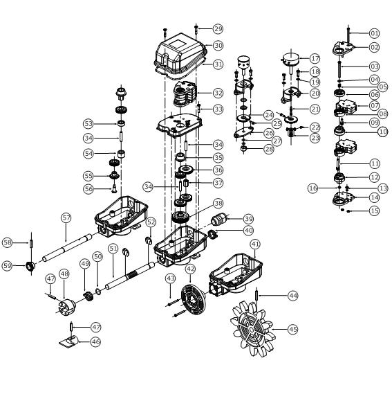 风能发电机价格_供应MEYLE-TER风力发电偏航编码器凸轮开关、齿轮盘【价格,厂家 ...