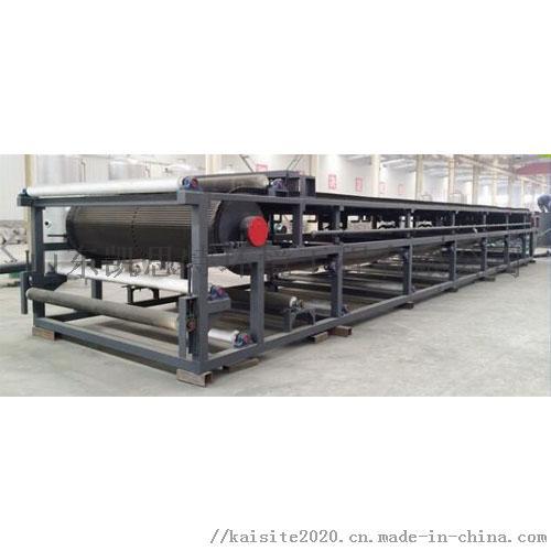 山东凯思特-橡胶带式真空过滤机操作规程及维护保养131907752