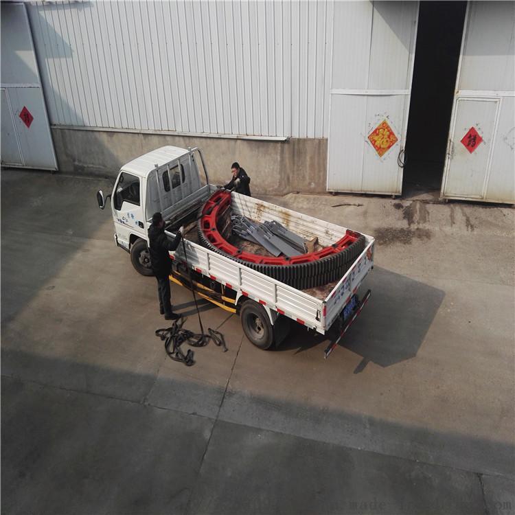 2.2米烘干机大齿轮发往邢台.jpg