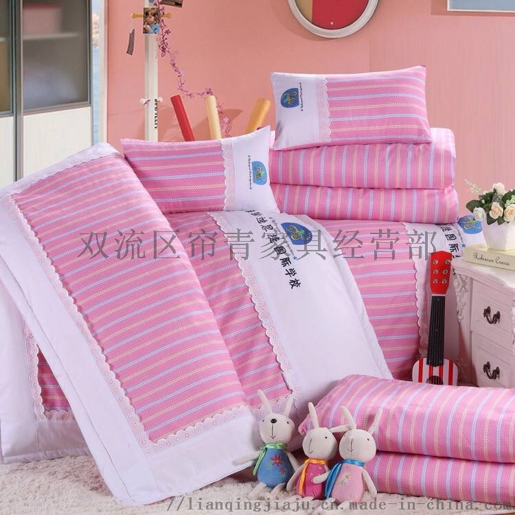 成都幼儿园家具厂家实木定做床上用品142554345