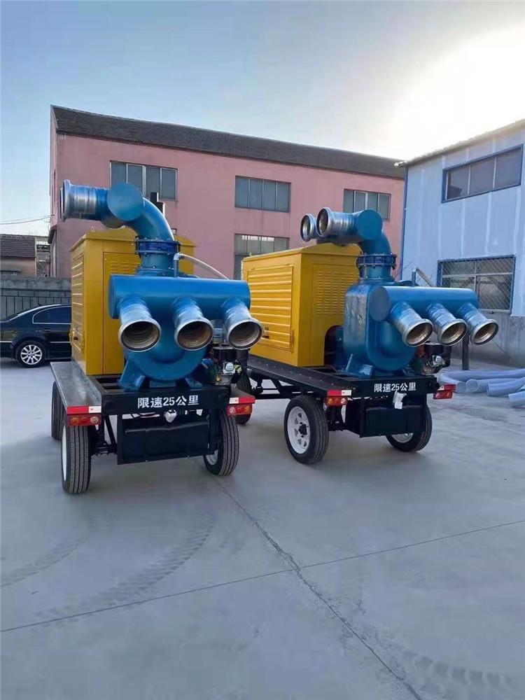 防水防洪8寸柴油自吸水泵140039782