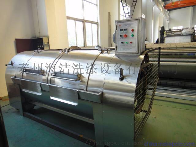100公斤工业水洗机滤布清洗机大型服装水洗机825359055