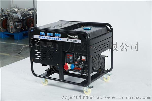 欧洲狮10千瓦柴油发电机59757342