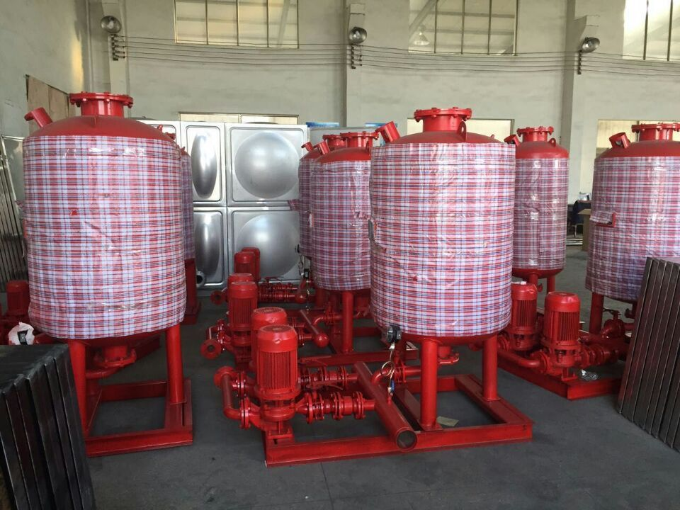 供应浙江屋顶消防箱泵一体化水箱图集WXBF-12-18-30-I直销价格18013365
