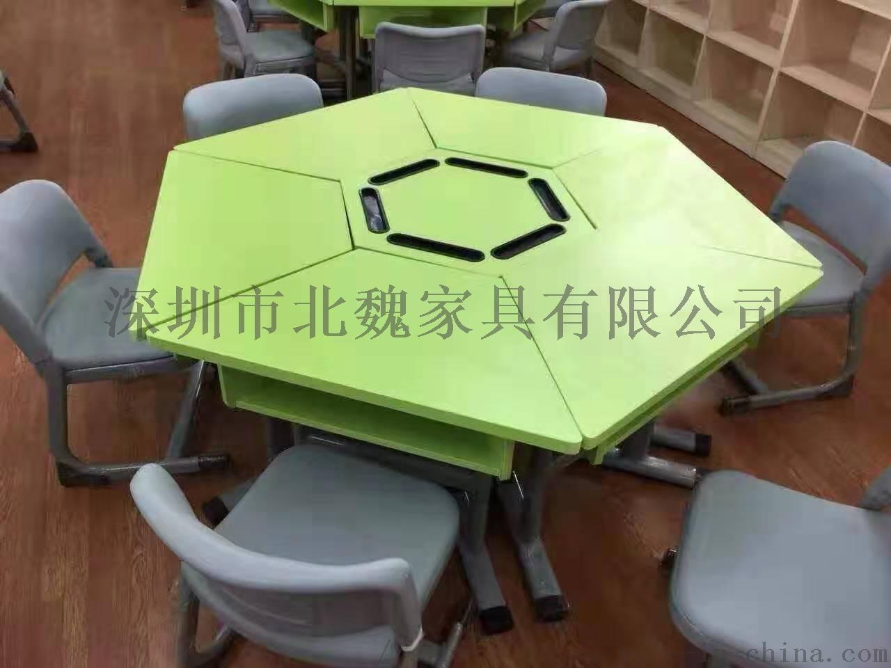 高中課桌椅*鋼木課桌椅廠家*學生實木單人課桌椅96210815