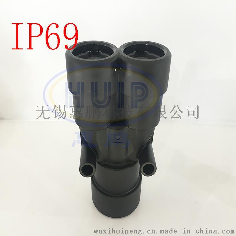 进口轨道交通专用波纹管接头 抗紫外线 可替代PMA764904985