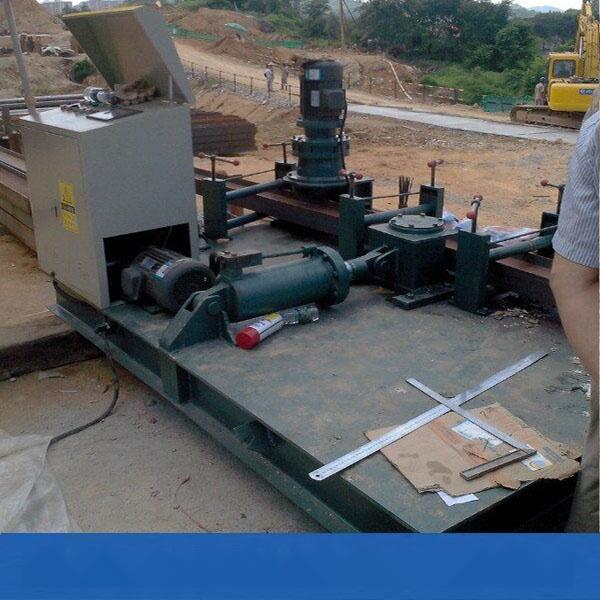 250型隧道工字钢冷弯机陕西优质冷弯机厂家供应