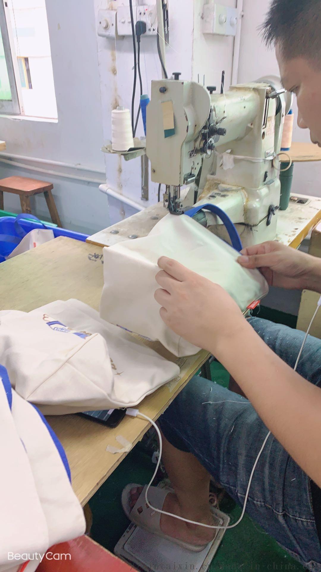 源头厂家生产手提礼品帆布袋棉布袋麻布袋150625185