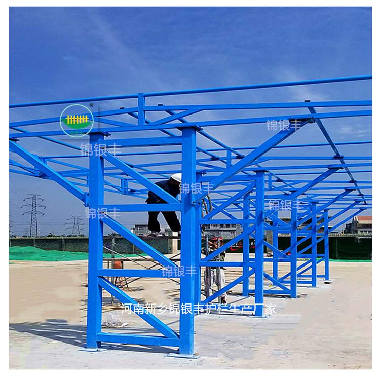 定型化钢结构防护棚生产加工厂家.jpg