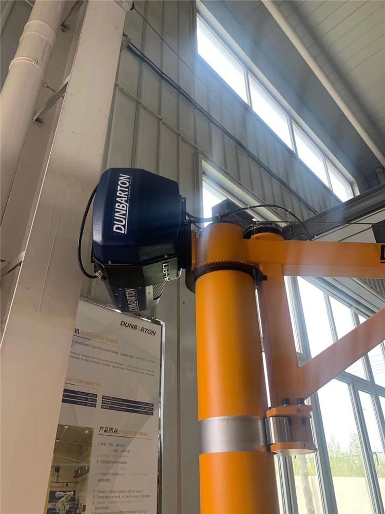 折臂式起重机/80kg电动智能提升折臂吊142445315