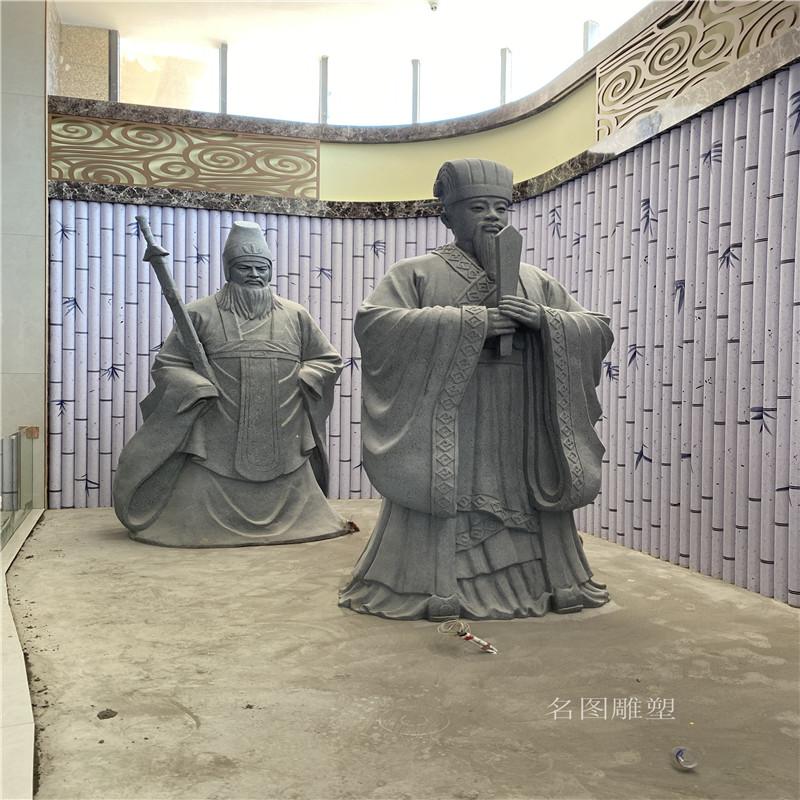 玻璃钢古代人物雕塑 云浮室内武士人物雕塑展厅摆件912579755
