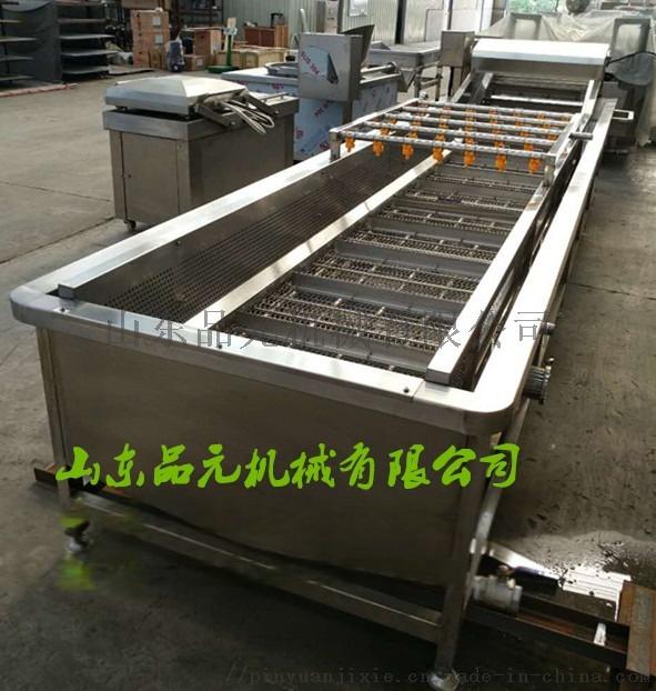 果蔬清洗流水線 蔬菜高壓噴淋清洗機106958642