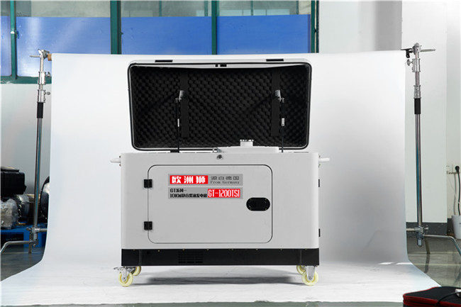 酒店用静音10kw柴油发电机组817774332